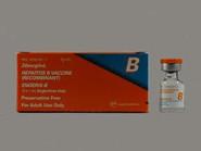 ENGERIX-B 20MCG/ML VL 10X1 ML